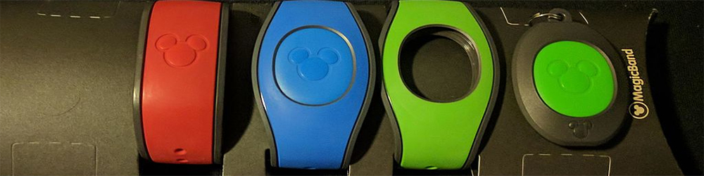What is a Magic Band Good for at Walt Disney World?