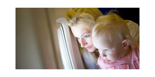 Click for FAA Flying with Children