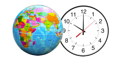 Click for World Time
